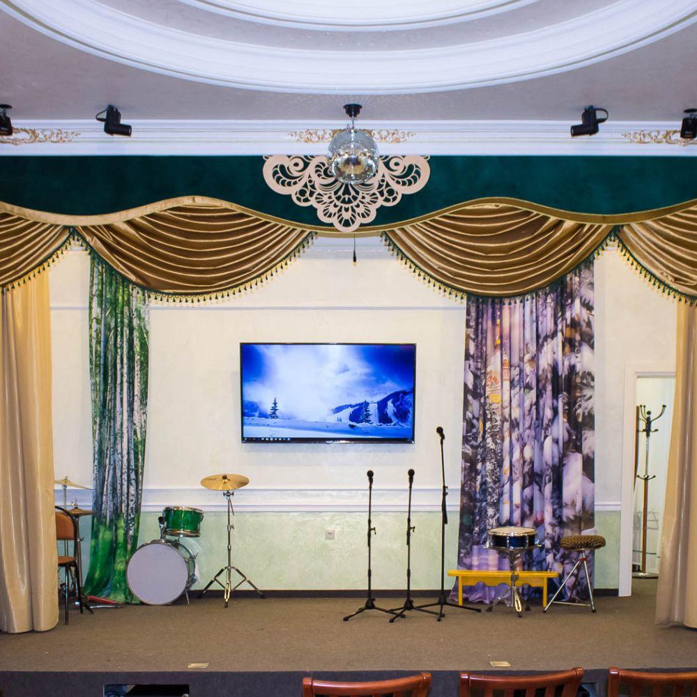 Актовый зал в духовно-просветительском центре