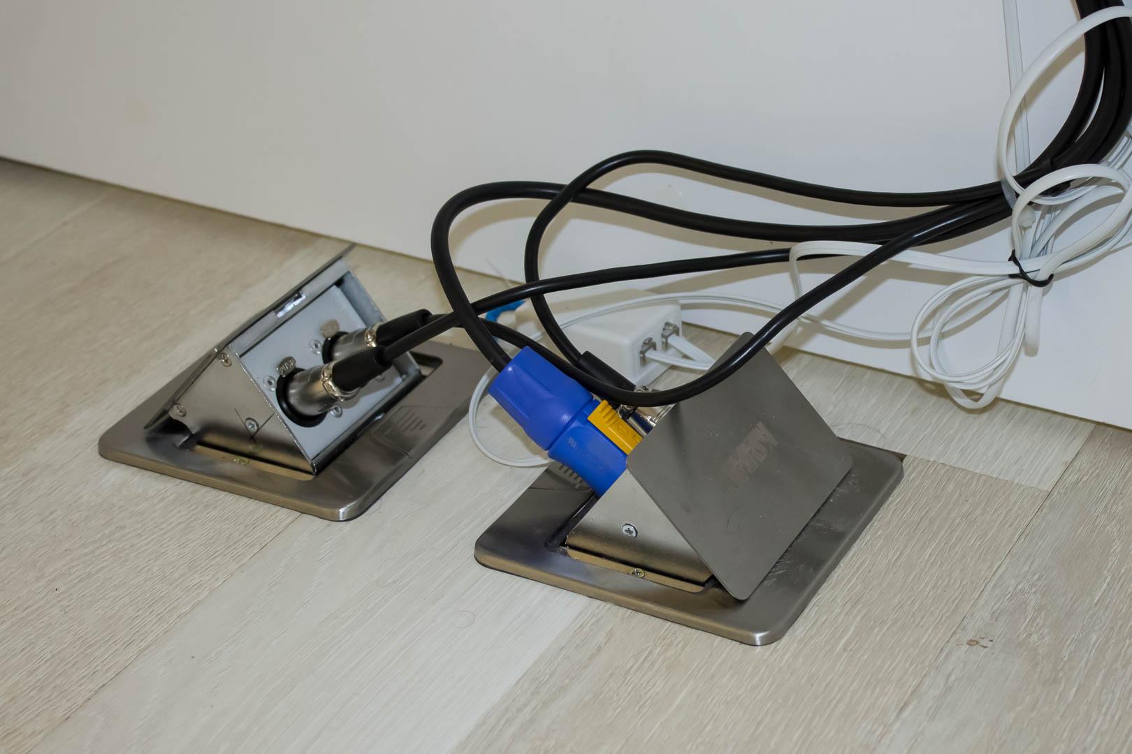 Автоматизированная система звукоусиления и видеоконференцсвязи