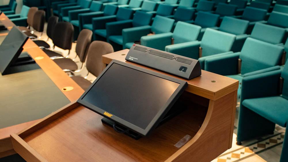 Модернизация конференц-зала
