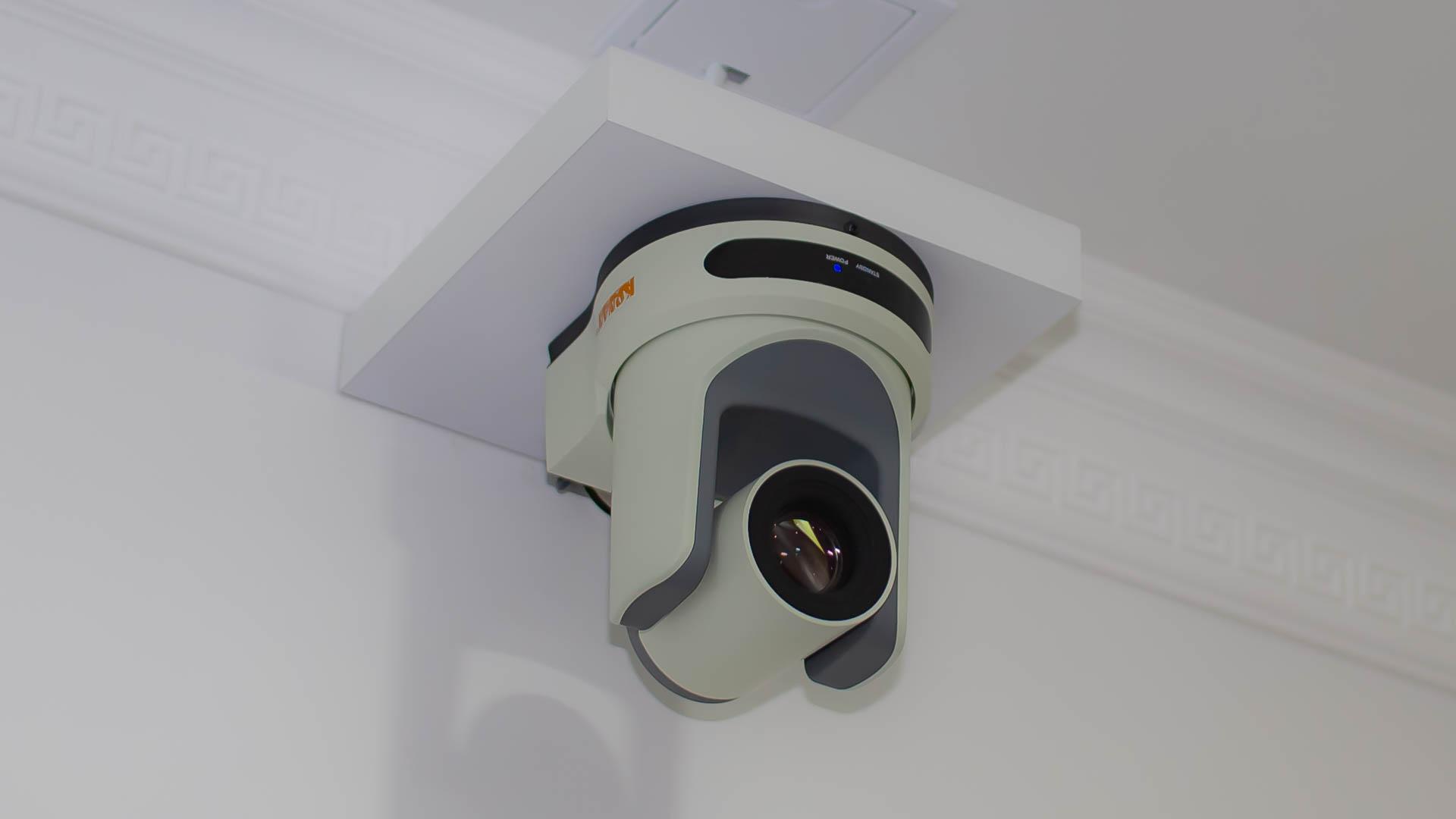 Оборудование для видеоконференцсвязи